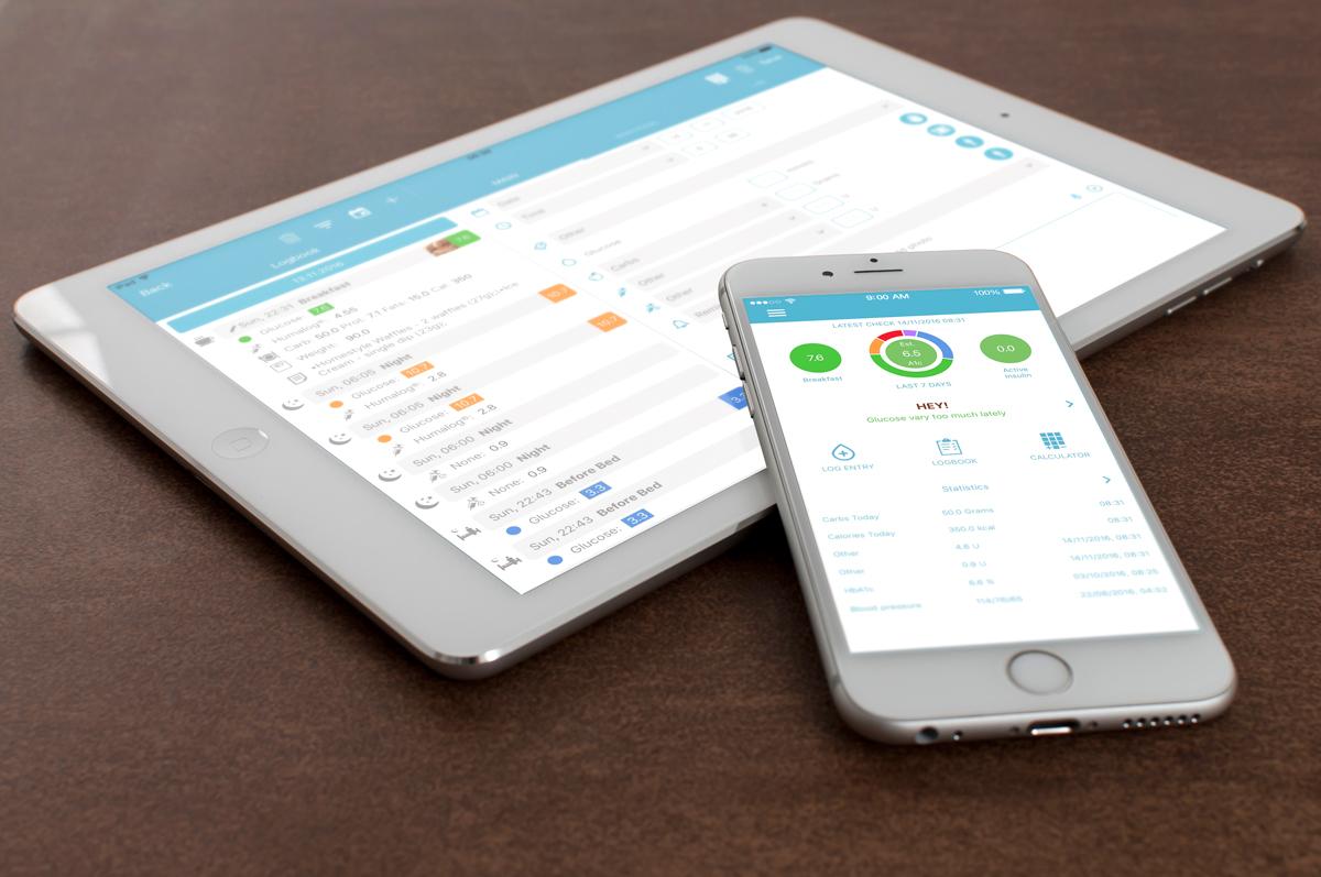 Diabetes:M Gets an iOS Version and a Premium Subscription Service